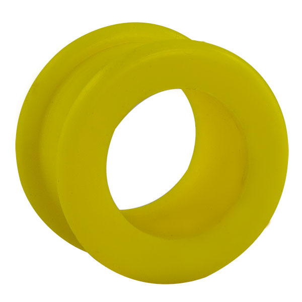 silikon flesh tunnel gelb flat flared silikon tunneltunnel. Black Bedroom Furniture Sets. Home Design Ideas