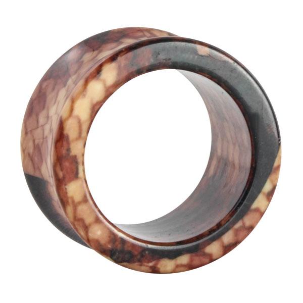 acryl tunnel schlangenoptik jetzt in deinem shimo shop. Black Bedroom Furniture Sets. Home Design Ideas