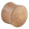 Holz Plugs in 11mm Durchmesser