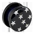 Motiv Plugs in 6mm Durchmesser