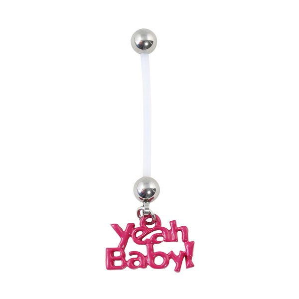 Schwangerschaftspiercing Yeah Baby