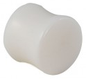 Acryl Plug weiß