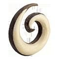 Dehnschnecken in 8mm Durchmesser